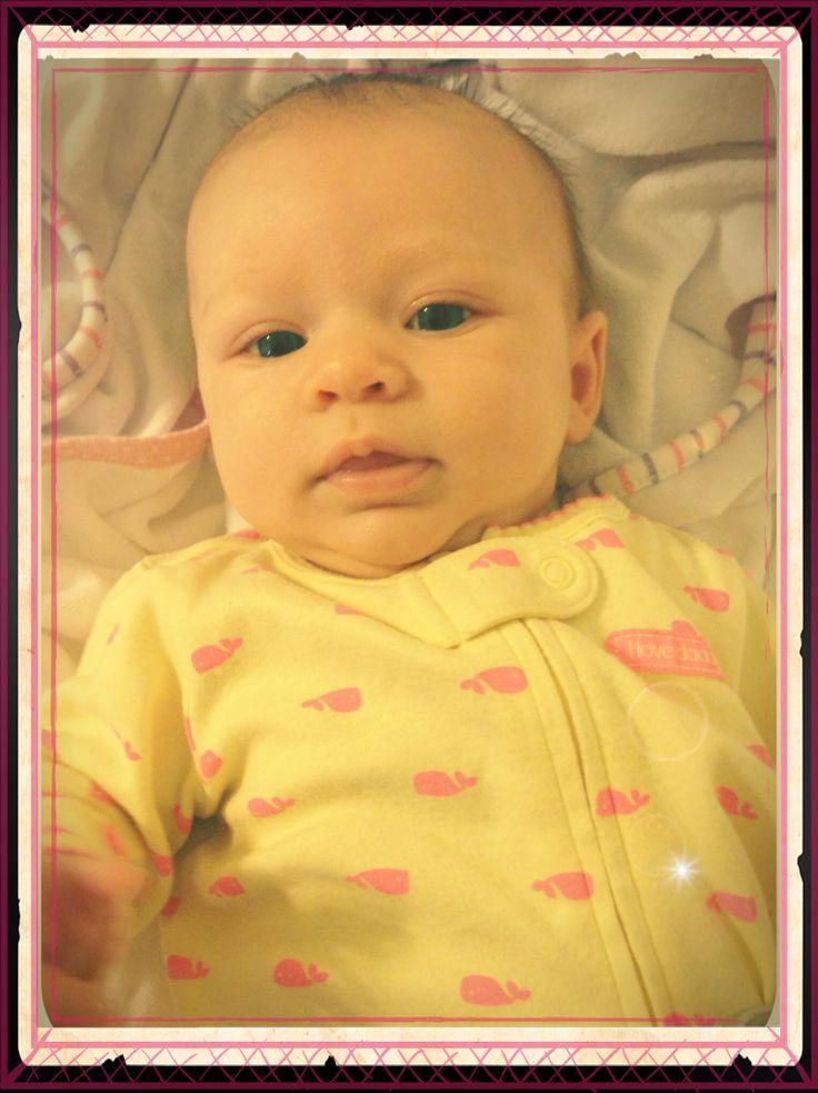 3/18/14--my baby bear, Sophia
