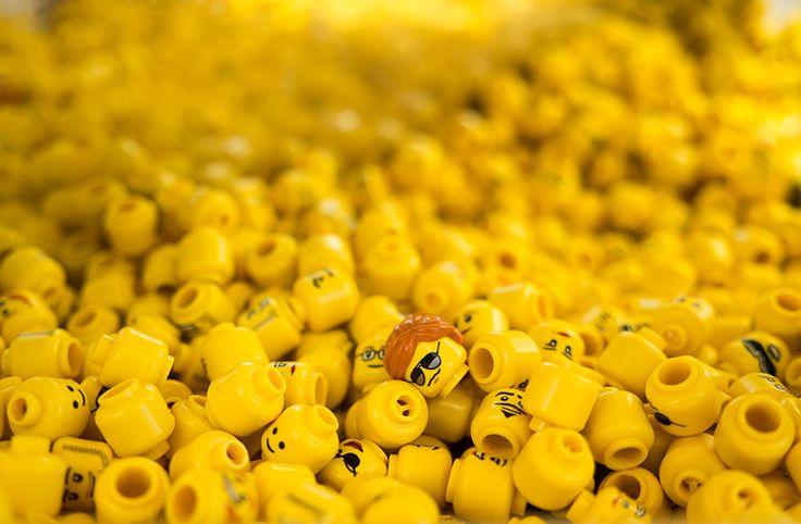Manufactured Landscapes Lego Edition by Edward Burtynsky