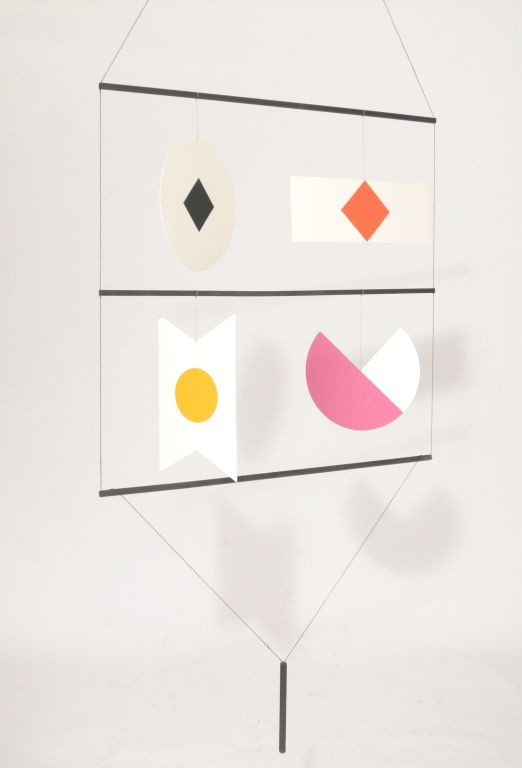 Macchina Inutile by Bruno Munari | From a unique collection of antique and…