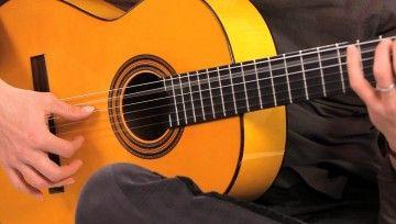 Flamenco Guitar Techniques: Thumb-Index-Thumb