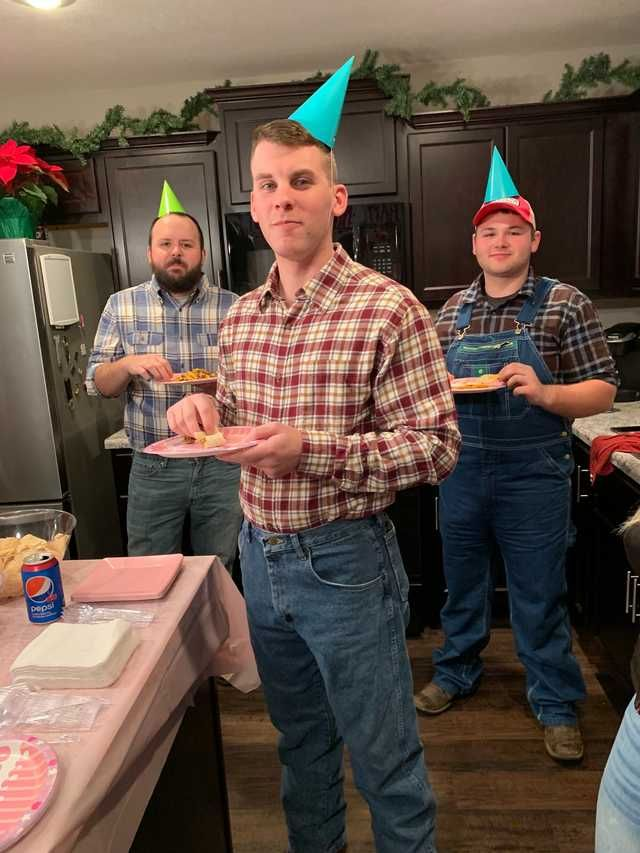 2a6dc00af My amazing wife threw me a Super Soft Birthday Party (Letterkenny) PITTER  PATTER -