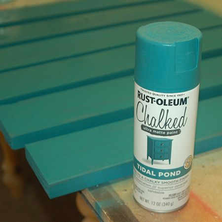 how to use rust o leum clear topcoat spray