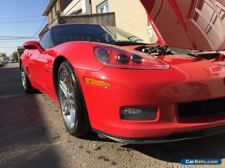 2006 Chevrolet Corvette #chevrolet #corvette #forsale #canada