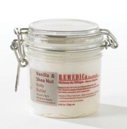 Perfect for dry skin. Remedica African Vanilla & Shea Nut Body Butter - vitalenatural.com.au