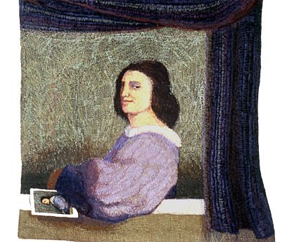 Interview with Audrey Walker, embroiderer & textile artist - Victoria and Albert Museum