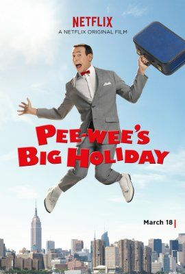 """STREAM MOVIE """"Pee-wee's Big Holiday 2016""""  HQ video iOS download watch FLV without signing"""