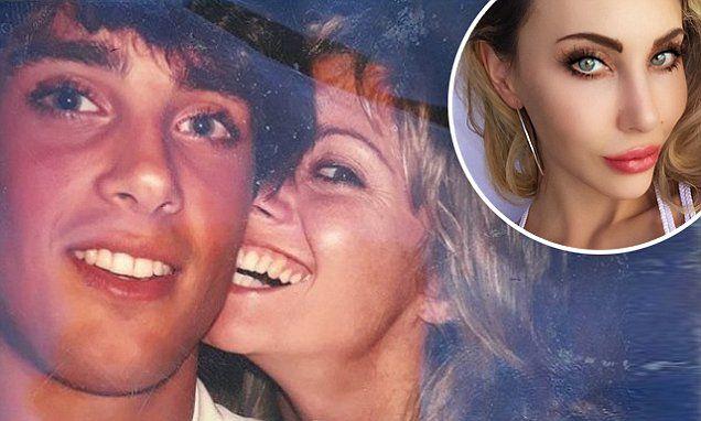 Chloe Lattanzi shares throwback of mum Olivia Newton-John