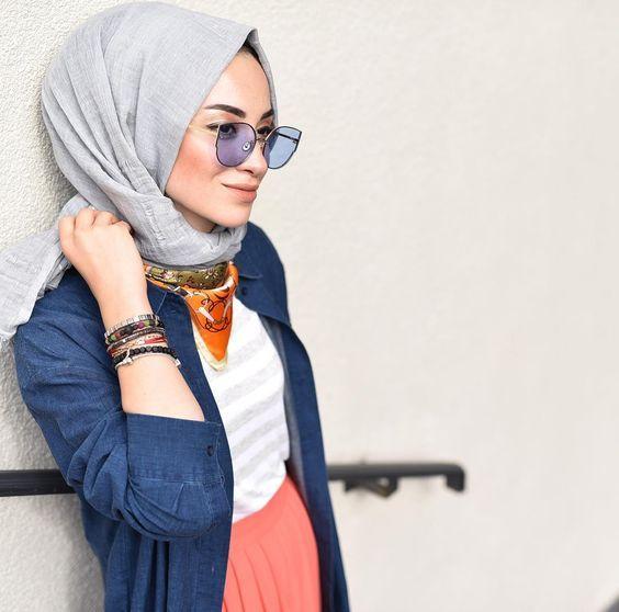 Kadın Modasında Tesettür:Günlük Kombinler