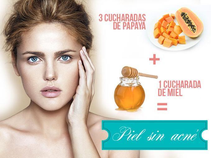 Mejora el aspecto de tu piel con una sencilla receta