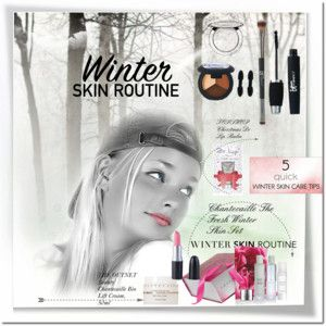 Cold Weather Beauty Routine