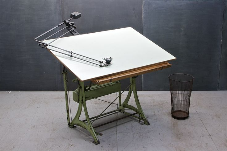 1000 Ideas About Vintage Drafting Table On Pinterest