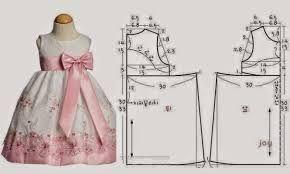 Resultado de imagen para patrones ropa bebe 1 año