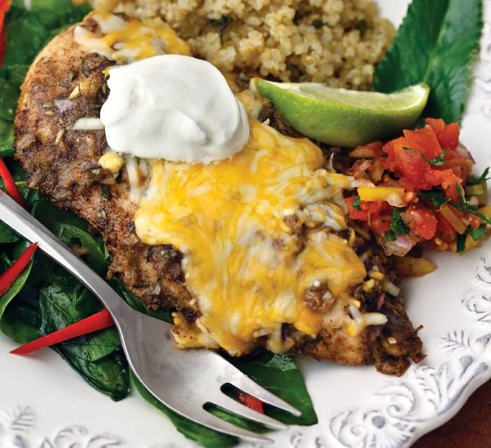 "Double CLICK PIC for Recipe....  ... Tequila Chicken... ...Recipe by George Stella... ...For tons more Low Carb recipes visit us at ""Low Carbing Among Friends"" on Facebook"