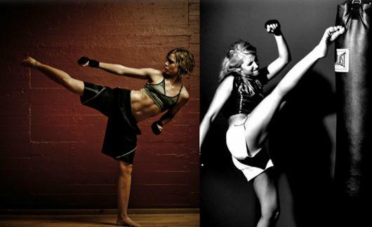 |        Fitness thaibox pro ženy a dívky.