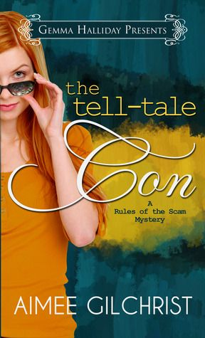 The Tell-Tale Con - humor, mystery, YA or adult--good fun!