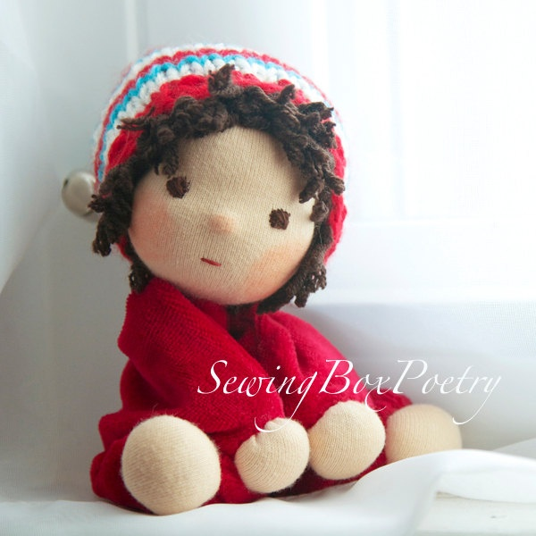 Waldorf inspired Baby Doll Boy by SewingBoxPoetry on Etsy