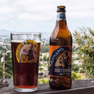 Our beer in San Fransisco. A photo sent to our Head Brewer Fergus FitzgeraldSan Francisco, Coast Trips, Fergus Fitzgerald, Brewers Fergus, Beer Bottle, California Dreams, West Coast, Head Brewers