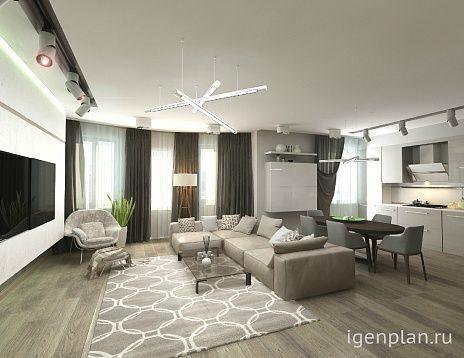Старая новая гостиная. Переделка от Елены Рубиновой. Квартира для молодой семьи, пожелание заказчиков состояло в том , чтобы в интерьере было всё лаконично , но в то же время функционально. Что и было сделано. #дизайнинтерьера #igenplan #дизайнгостиной  #интерьергостиной  #гостиные