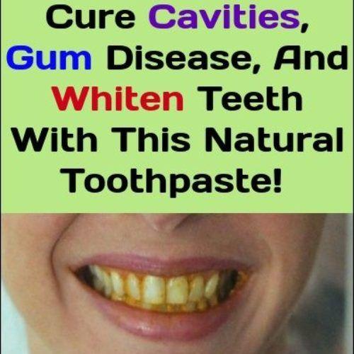 This Turmeric Anti-Inflammatory Paste Will Reverse Gum
