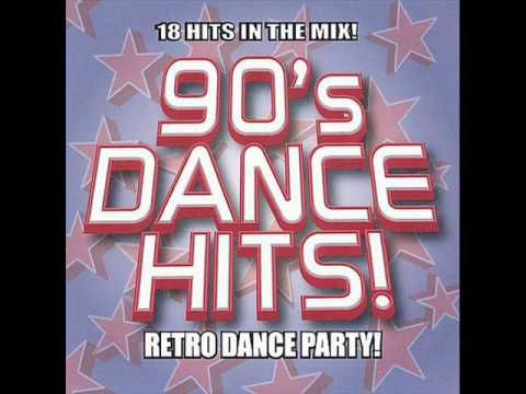 90's Best Dance Hits 10 min