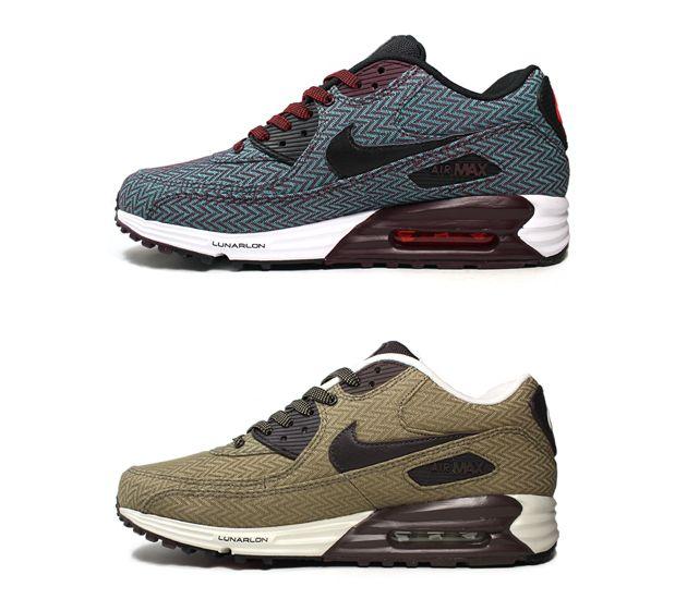 "Nike Air Max Lunar90 ""Zig Zag"" Pack"