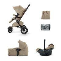 Trio Neo Mobility Set Almond Beige Concord 2015