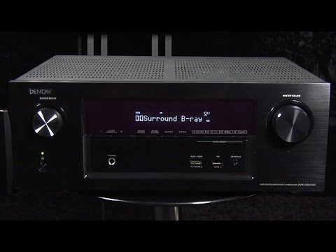Denon AVR-X3200W 7.2 AV Receiver Review | AVForums