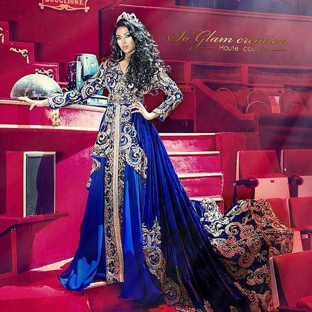 #قفطان_مغربي . . . @Regrann from @narmadaworld - #caftans ou robes indiennes? en tant qu'indienne ça va de soit que je préfère robes indiennes et pourtant .. @soglamcreation m'en a mis pleins les yeux lorsqu'on a tourné leur campagne publicitaire  les tenues de mariées sont incroyables... je peux pas vous expliquer il faut juste aller leur rendre visite et voir par soi-même. Ils sont à paris dans le 15 eme. #robedemariee . . . . . . . .  when a dress gives you royalty  . . .  �...