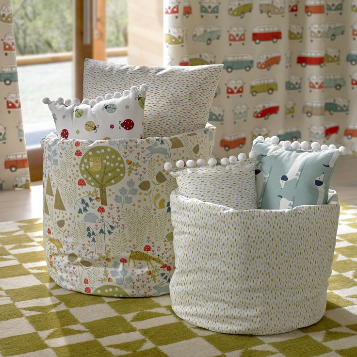 Happy Days Collection, Fryetts Fabrics