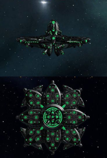 Stellaris Fungoid Ships Space Ships Pinterest Ship