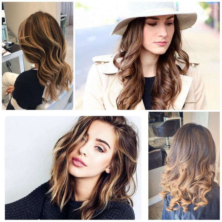 Best Hair Color Ideas Trends In 2017: 25+ Best Ideas About Caramel Hair Highlights On Pinterest