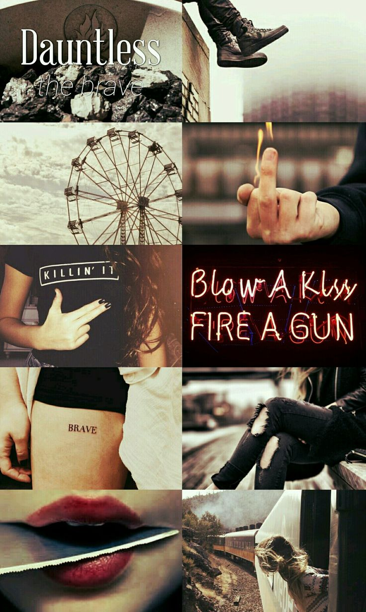 Dauntless aesthetics #divergent #insurgent #allegiant #factions