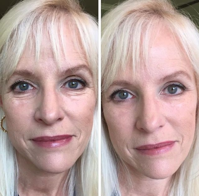 "Incredible results from Jeunesse products. They say ""the proof is in the pudding."""