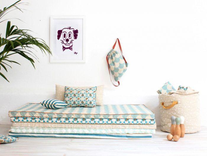 les 25 meilleures id es de la cat gorie matelas de sol enfant sur pinterest diy coussin de sol. Black Bedroom Furniture Sets. Home Design Ideas
