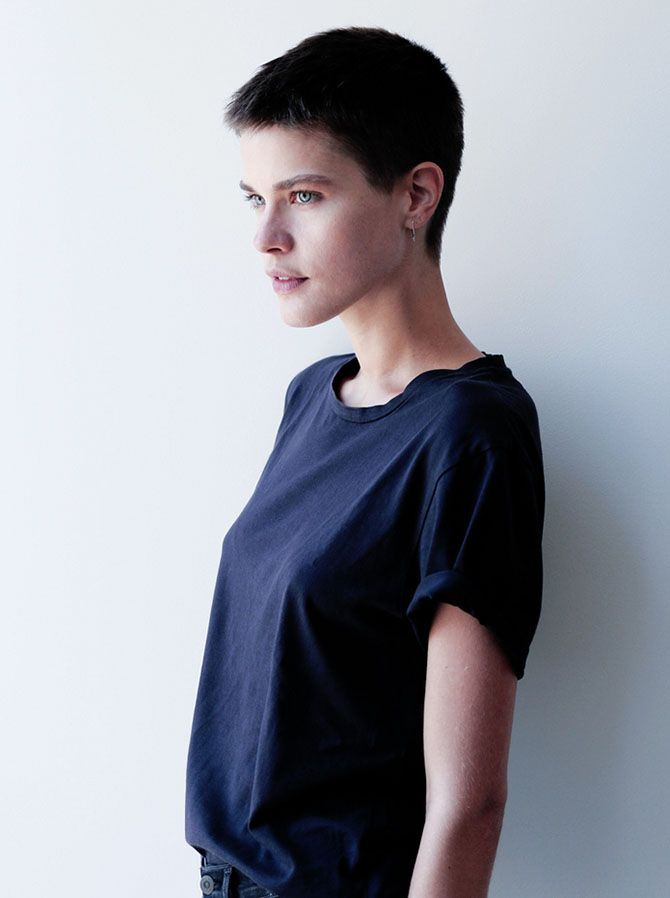 Phenomenal 17 Best Images About Pixie Cuts On Pinterest Brianna Hildebrand Hairstyles For Women Draintrainus
