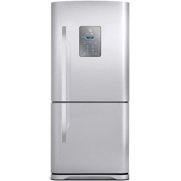 cool Refrigerador / Geladeira Electrolux Frost Free DB83X 592L Inox