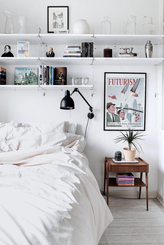 Aménagement Petite Chambre : Astuces Et Idées Déco   Côté Maison