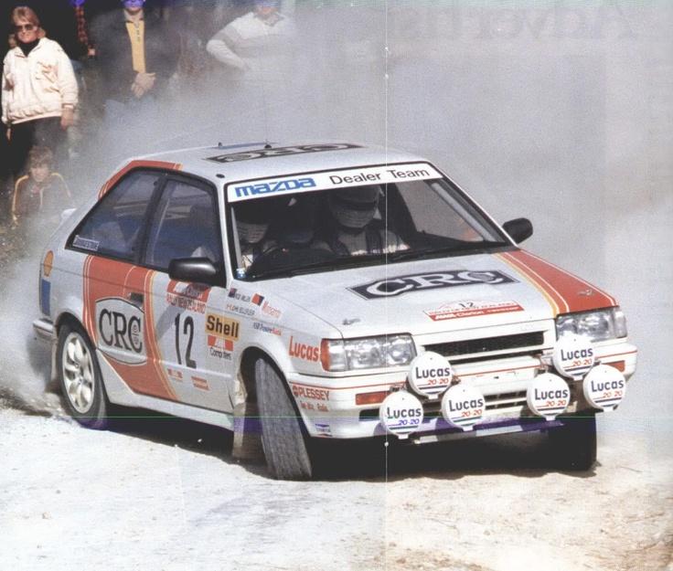Rod Millen Mazda GTX AWD Rallye
