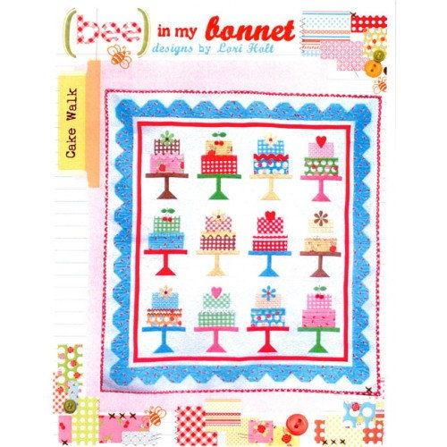 17 Best Images About Birthday Cake Quilts On Pinterest