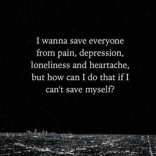 Deep Sad Quotes: 17 Best Deep Depression Quotes On Pinterest