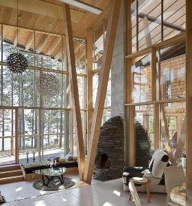 The project Koponen: house on Lake Saimaa in Finland - Housing