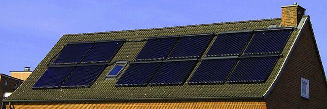 Les 25 meilleures id es concernant panneaux solaires for Aide financiere construction maison