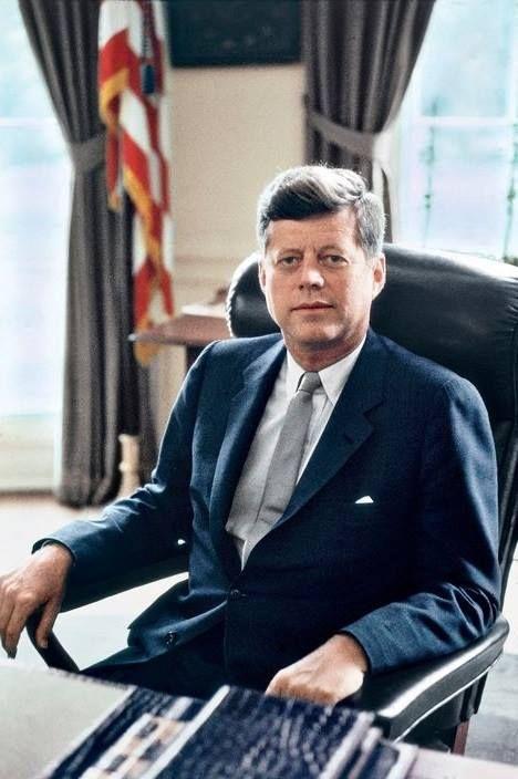 JFK  John Fitzgerald Kennedy President 1960