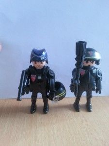 custom playmobil | Thierry de Customs-Playmobil — VIDEOS de POLICE .com - Vidéos et ...