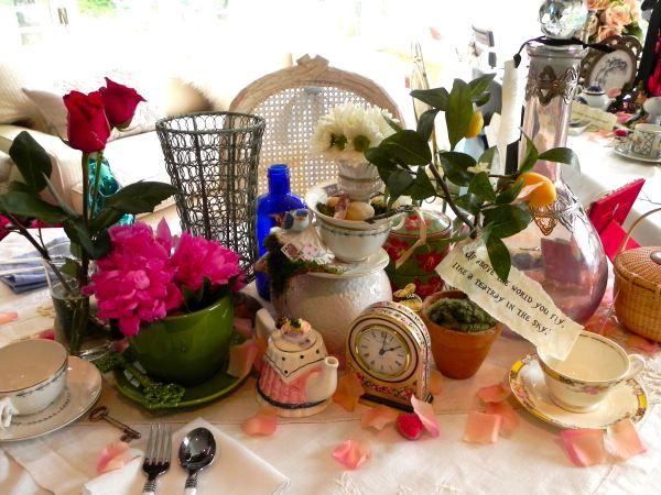 Best 25 unique prom themes ideas on pinterest vintage for Unique tea party ideas