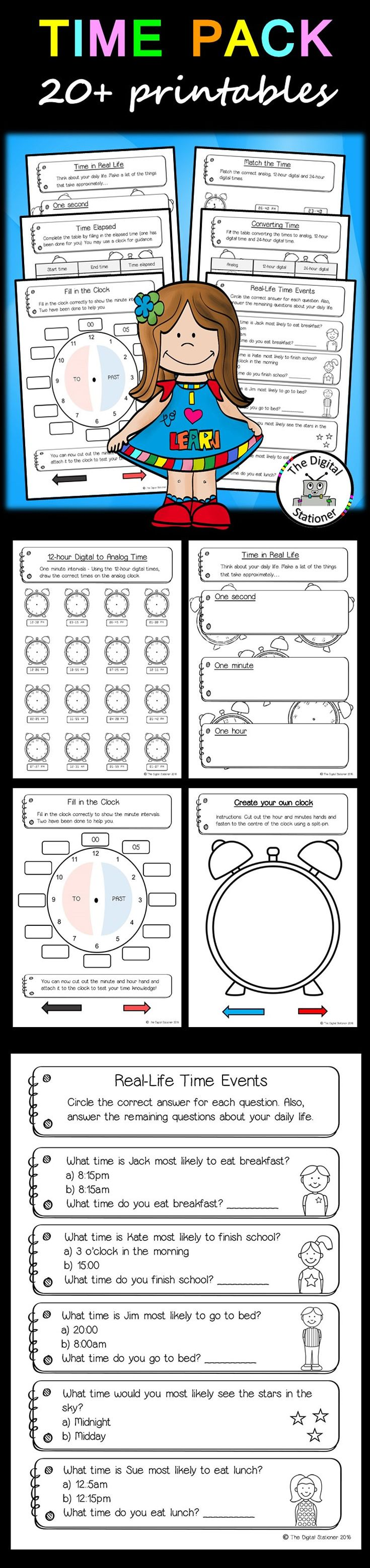 55 best My TPT Maths Resources images on Pinterest | Math journals ...