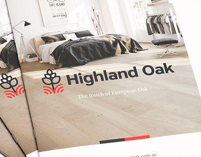 "Check out new work on my @Behance portfolio: ""Highland Oak"" http://be.net/gallery/59378513/Highland-Oak"