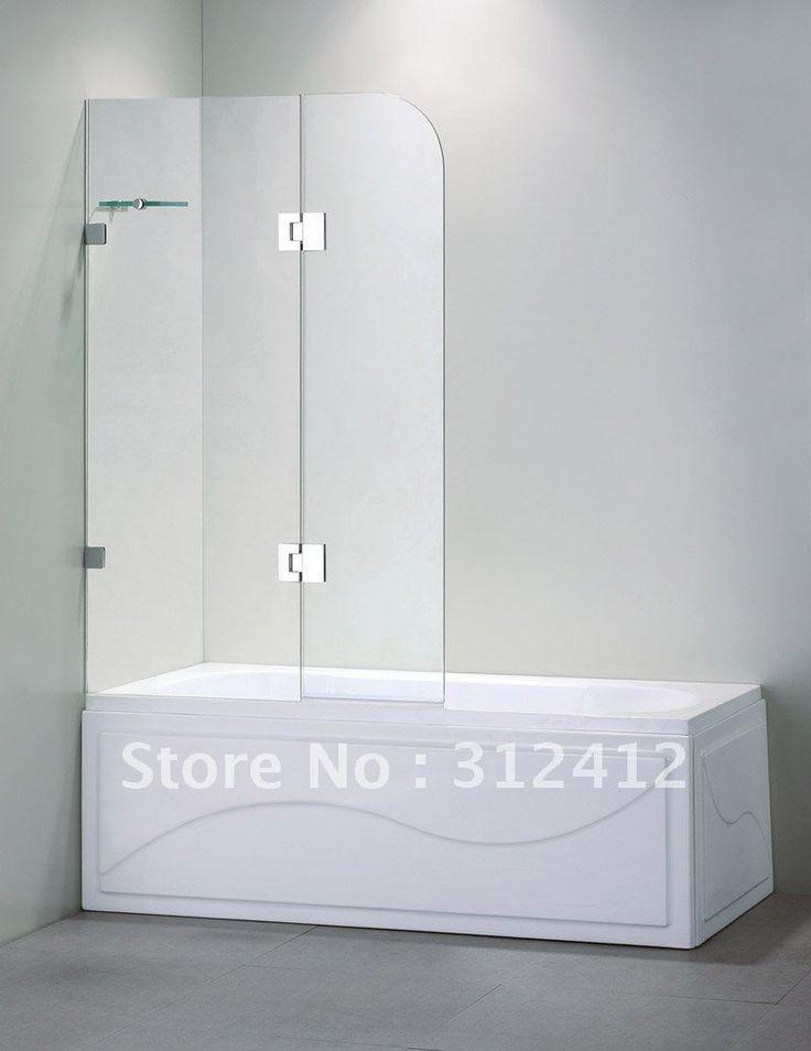 Glass Door Showers On Bathtub   Google Search