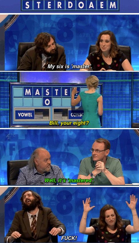 "When Isy Suttie masked her frustration. | 34 Times ""8 Out Of 10 Cats Does…"
