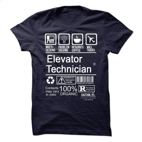 ELEVATOR TECHNICIAN - CERTIFIED JOB - #movie t shirts #silk shirts. PURCHASE NOW => https://www.sunfrog.com/Faith/ELEVATOR-TECHNICIAN--CERTIFIED-JOB.html?60505